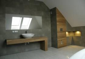 Łazienka wykonana pod projekt