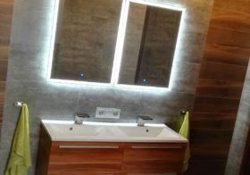 Zjawiskowa łazienka na poddaszu